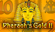 Pharaohs Gold 2 - играть в казино Вулкан